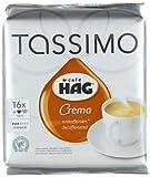 Tassimo Café HAG, 5er Pack Kaffee T Discs (5 x 16 Getränke) - 8