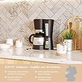 SUNTEC Filter-Kaffeemaschine KAM-9004 [Mit Timer-Programmierung + Anti-Tropf-Feature, Thermoskanne (1,0 l), max. 800 Watt] - 2