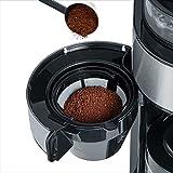 SEVERIN KA 4811 Kaffeemaschine mit Mahlwerk, 820 W - 4