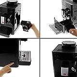 Melitta Caffeo Passione F53/0-102, Kaffeevollautomat, Cappuccinatore, Schwarz - 4