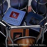 N80 Drehbarer Halter für 80 Nespresso-Kaffeekapseln,vonPeak Coffee(Kapseln nicht im Lieferumfang enthalten) - 5