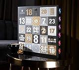 Café Royal Kaffee Adventskalendar - Weihnachtskalender mit 24 Nespresso®* kompatible Kaffeekapseln aus Aluminium - Limitierte Auflage zu Weihnachten Adventszeit - UTZ Zertifizierte Kaffee Kapseln - 6