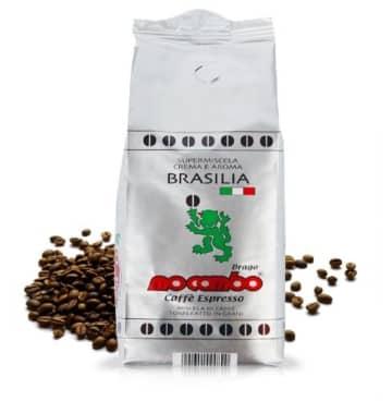 "2 x Mocambo Silber Caffee ""Brasilia"" 1kg -"