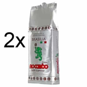 2x Mocambo Brasilia 2x 1kg Bohne -