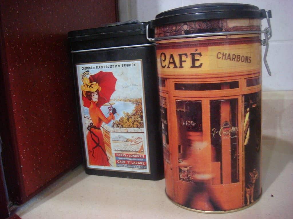 Wie lagert man Kaffee richtig?