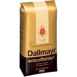Dallmayr entcoffeiniert ganze Bohnen 500g -