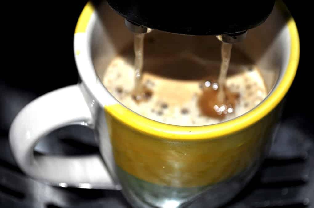 Tipps für die Entkalkung von Kaffeemaschinen.