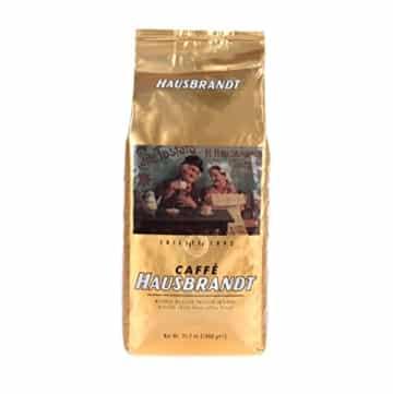 Hausbrandt Kaffee Espresso – Nonnetti, 1000g Bohnen -