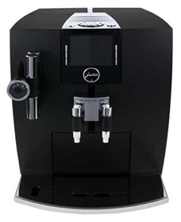 Jura Impressa J80 TFT Black Mat Kaffeemaschine -