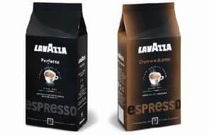 Kaffee LAVAZZA Espresso, Espresso Cremoso, PG=1kg -