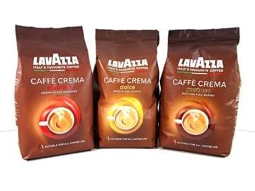 Lavazza Caffe Kaffee Bohnen dolce, classico & gustoso -