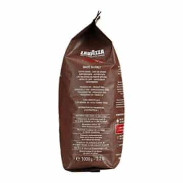 Lavazza Kaffee Caffè Crema Classico, ganze Bohnen, Bohnenkaffee (2 x 1kg Packung) -