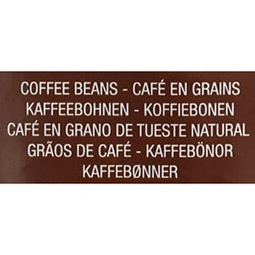 Lavazza Kaffee Caffè Crema Classico, ganze Bohnen, Bohnenkaffee (5 x 1kg Packung) -