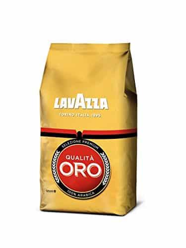 lavazza kaffee espresso qualita oro 1000g bohnen. Black Bedroom Furniture Sets. Home Design Ideas