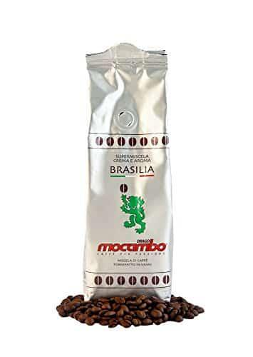 Mocambo – Brasilia Espresso Bohnen 250gr -